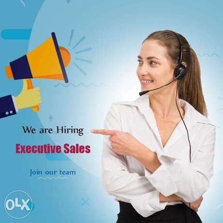 Executive Sales Officer (female)