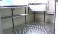 Mobile kitchen from R25000