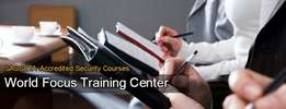 Security Guard Training Services