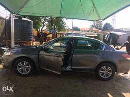 Honda Accord 2012 nig used first body