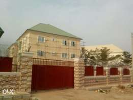 Newly Spacious 3bdrm blocks of flats to let in Cbn Apo Machine.