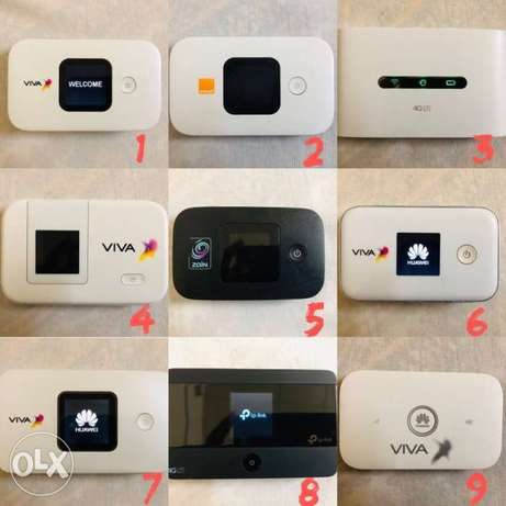 viva zain tplink 4G & 4G plus pocket router sell my all router unlock