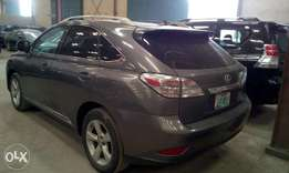 New face!! Lexus Rx350