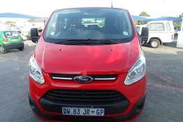 2015 Ford Tourneo 2.2D Trend LWB (92KW)
