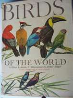 Birds of the World - Hardcover –by Oliver L. Austin - R 550 - Tel:
