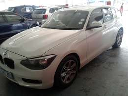 Bmw 116i F20, 2012 Model with 119000Km, Leather Interiors FSH