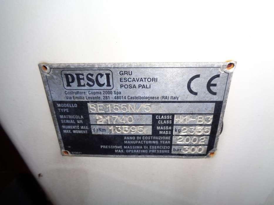 Pesci  Pesci SE155N + 7X  EXTENDABLE + 15000 KG - 2002 - image 9