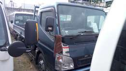 Mitsubishi Fuso Long Chase With Leaf Spring in Front