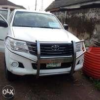 Toyota Hilux 2014 model (18-Months Used)