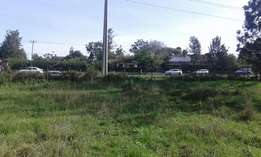 0.5 Acre At Garden Estate Touching Northern Bypass