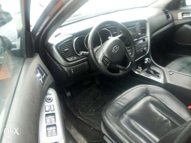 Kia Optima 2011 model Registered for Quick Sale Lagos Mainland - image 4