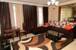 furnished two bedrooms for rent in westlands