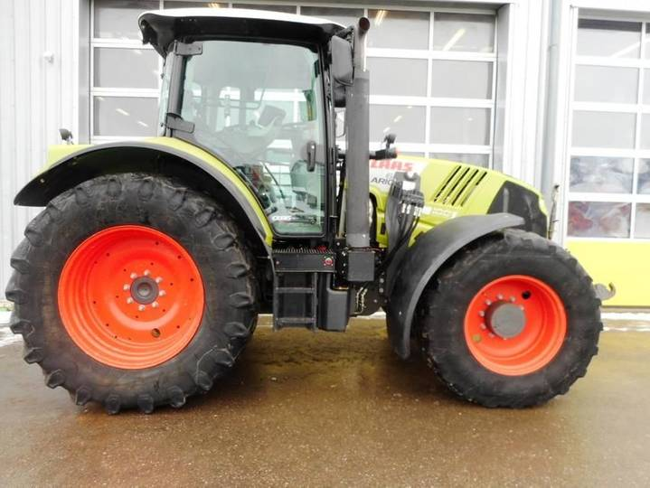 Claas arion 650 - 2013 - image 3