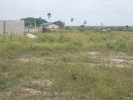 Buy and build dry land with c of o in Lagos Island