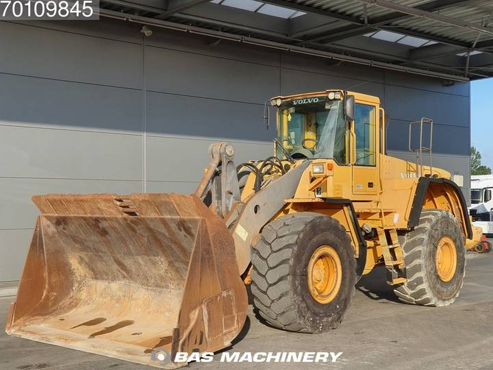 Volvo L180 E Nice and clean machine with good tyres - 2004