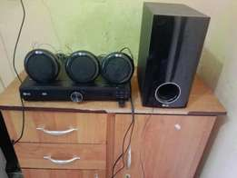 Home Theater System LG