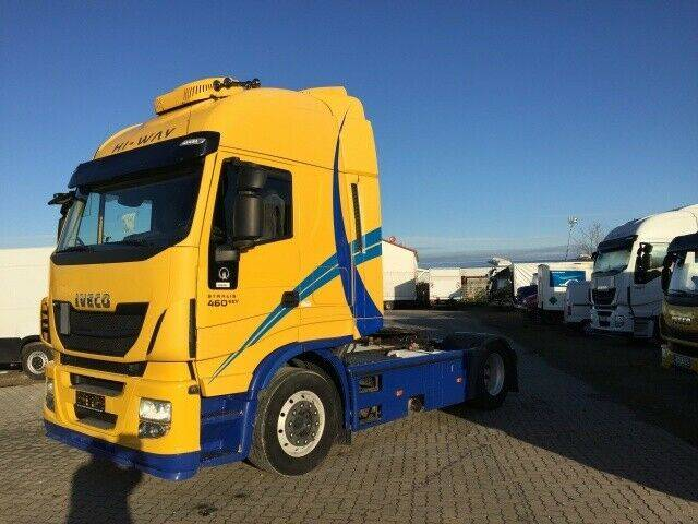Iveco Stralis AS440 / Leasing - 2013