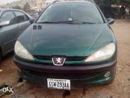 Peugeot 206 wagon for sale