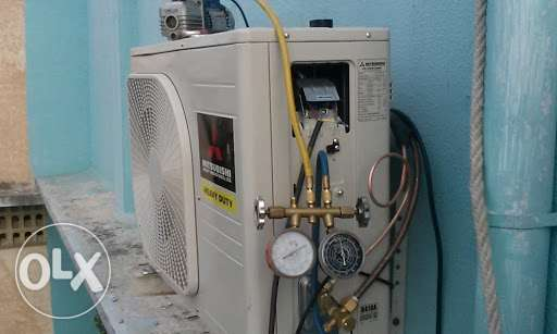 Split AC window AC repairing and service