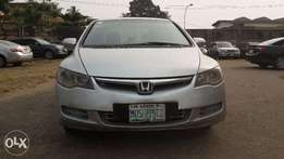 Honda Civic 2008 model very clean and in good condition