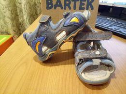 Сандали кожаные 23 размер сандалі взуття обувь босоножки Бартек Bartek 8cf8aa4ba9539