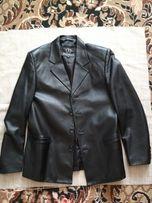 Шкіряний Піджак - Чоловічий одяг - OLX.ua 189fd334696bc