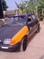 Opel Astra Taxi