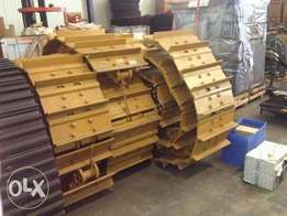 Caterpillar D6H TRACK CHAINS - To be Imported