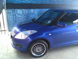 Suzuki swift 1.4 full house