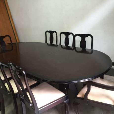 9 Piece Dining Room Suite Southdale - image 2