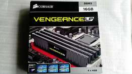 Corsair Vengeance LP 16GB DDR3 RAM (4x4GB)