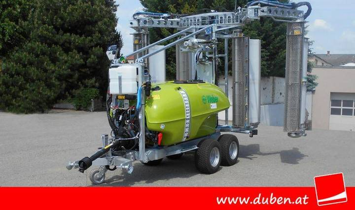 Weber NC 1500 Recycling