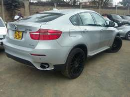 A head Turner - BMW X6 Petrol 3.0litre Sunroof Tradein Ok