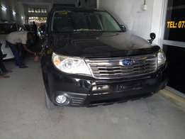 Subaru forester at 1.9m