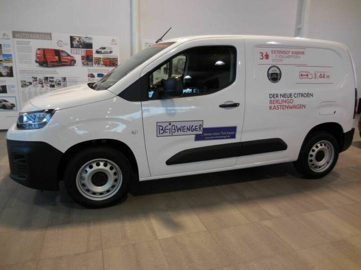 Citroën Berlingo 1.6 BlueHDi 100 M EHZ Club Klima Navi - 2018