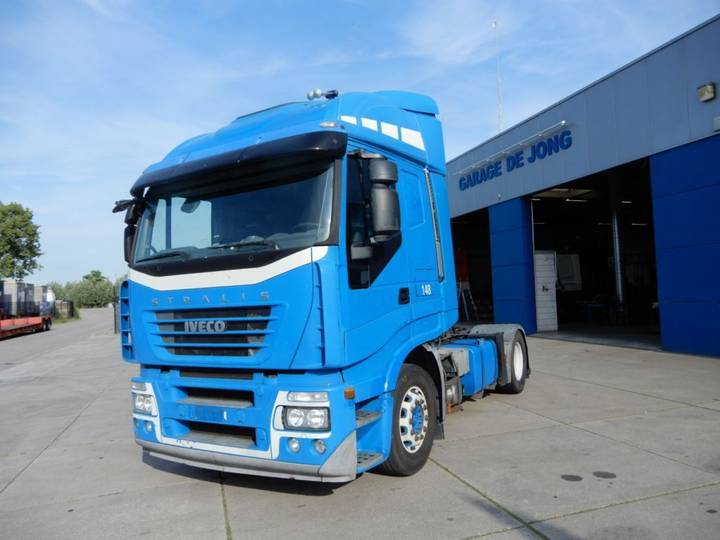 Iveco Stralis 420 /PTO / Manual gearbox - 2007