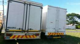 Trucks & bakkies for all removals