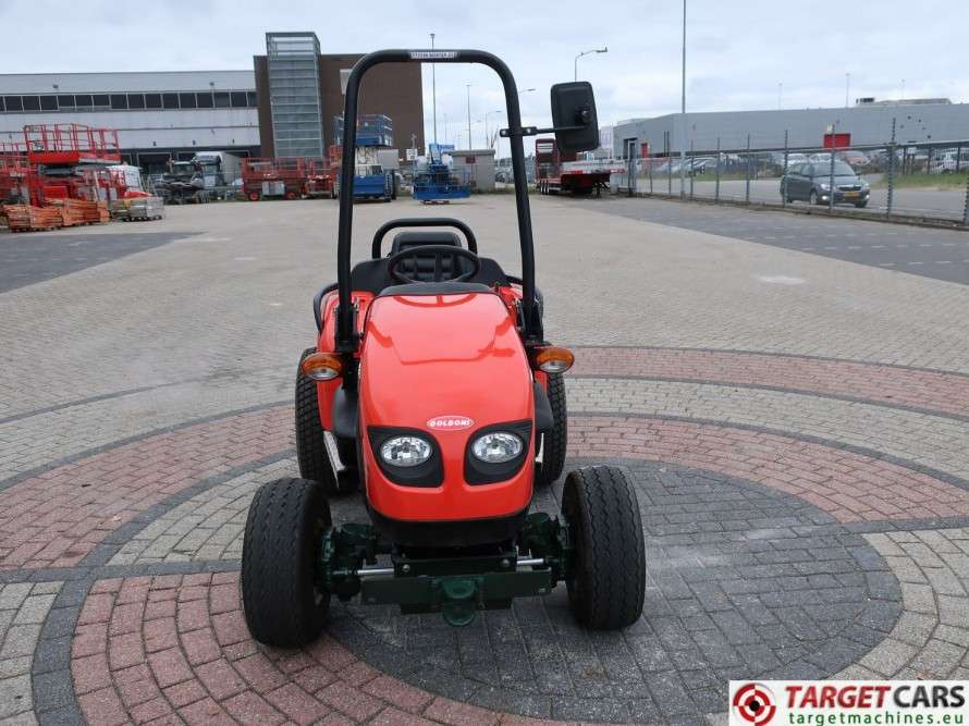 Goldoni Boxter 25 Tractor 4WD Diesel 24HP - 2010 - image 2