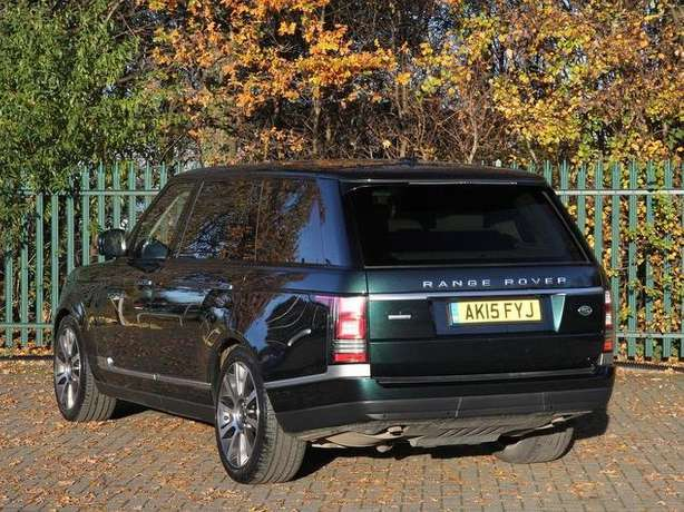 2015 Range Rover Vogue 4.4 diesel *Long wheel base *Rear screens &more Nairobi West - image 7