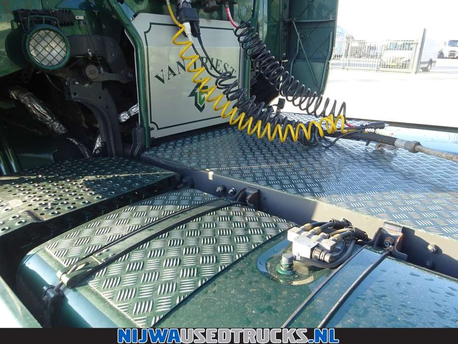 Scania R 520 Retarder + Hydrauliek - 2014 - image 7