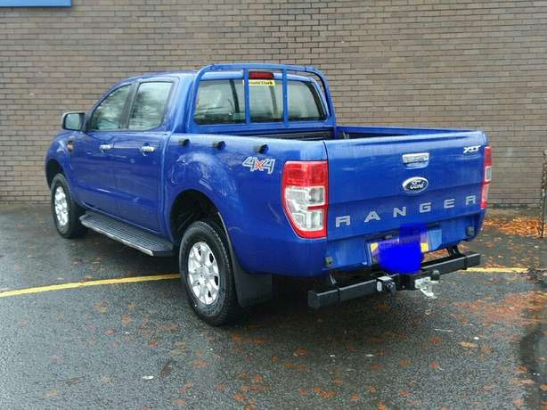 Ford Ranger Pick Up Double Cab XLT 2.2 TDCi Utawala - image 6
