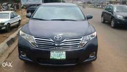 2010 Toyota venza few months used
