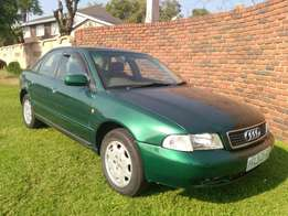 Call Haroon on 1997 Audi A4 1.8