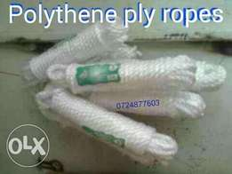 Nylon ropes 10 meters.