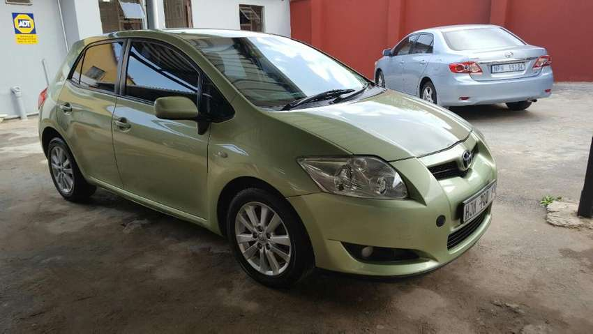 2008 Toyota Auris D4d Diesel For Sale Cars Bakkies 1008271397