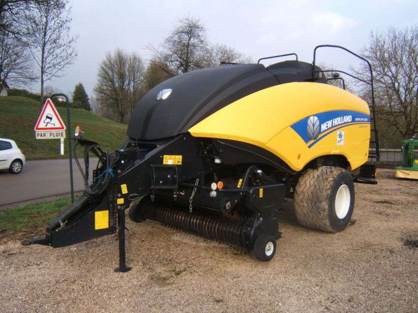 New Holland Bigbaler 1290 Cropcutter - 2014