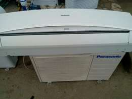 Air-Condition Aviable For Sale 1hp,1.5 hp And 2 hp Panasonic