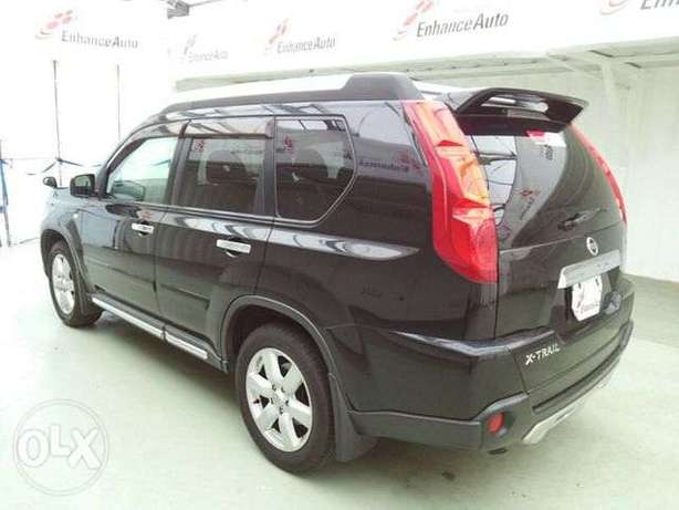 Black Nissan Xtrail with hyperroof Kcn number Mombasa Island - image 3