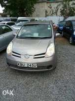 Nissan Note 1500cc 2006