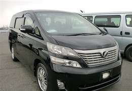 Buy This Neat Toyota VELLFIRE 2010, Only Kes 1,734,000